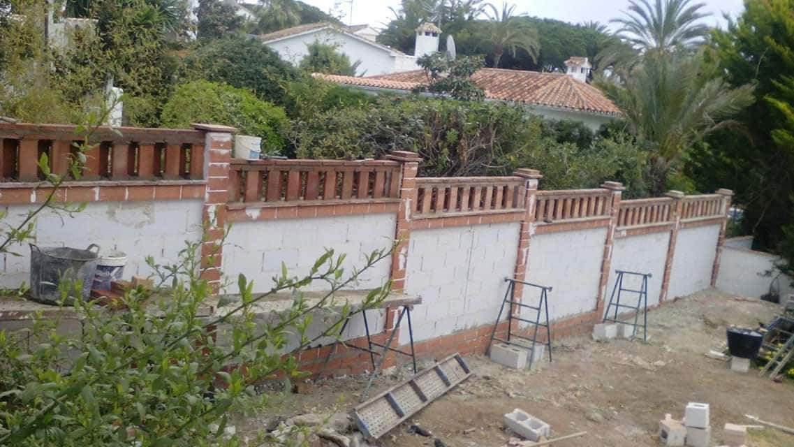 Albañileria - muro